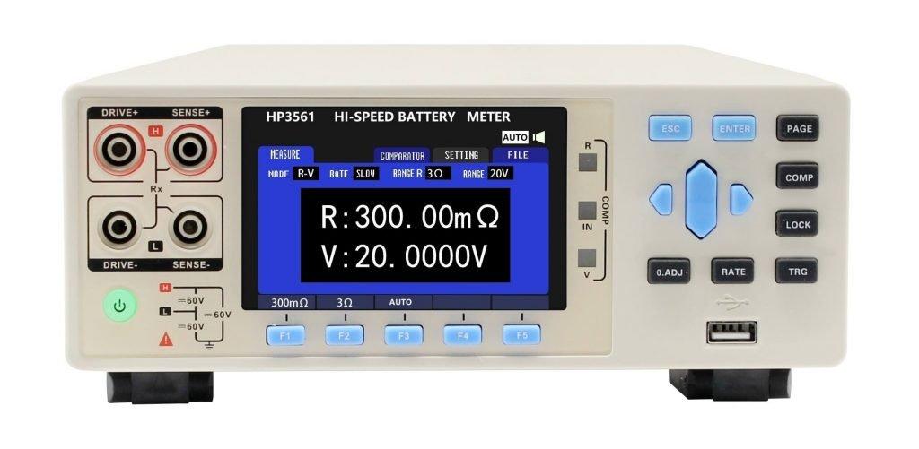3561 Economic Battery Tester 2