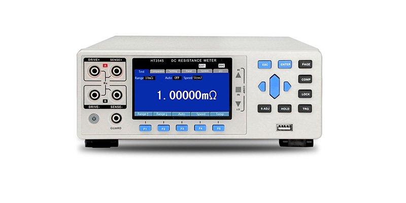 3545 DC resistance tester
