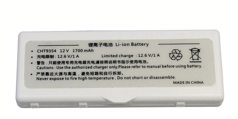 3548 Portable DC resistance tester lithium battery