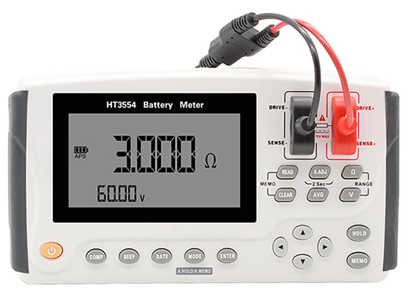 3554 Portable Battery Tester front