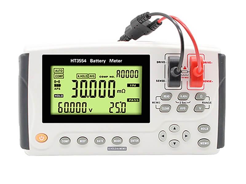 3554 handhel Battery Tester