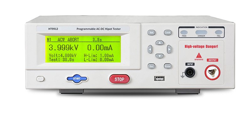 CHT9912- programmable AC-DC Hipo tester