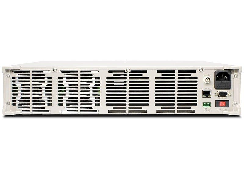 DC Electronic Load 600 W- rear panel (1)