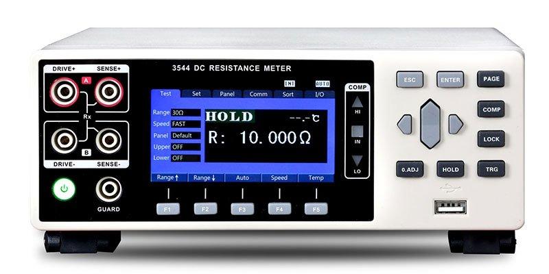 HT3544-12 3544-24 multi-channel DC reistance mete