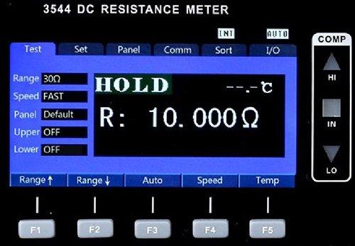 HT3544 DC reistance meter 01