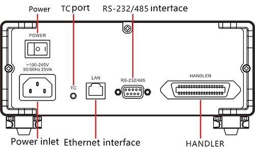 HT3544 DC reistance meter 03