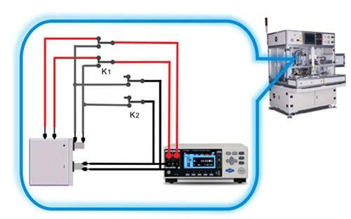 HT9920 High speed insulation tester 01