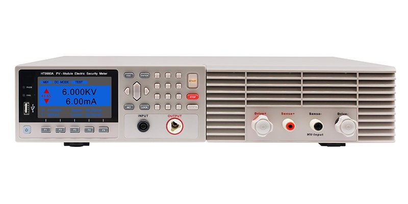 HT9980A HT9981A PV Safety Comprehensive Tester (3)